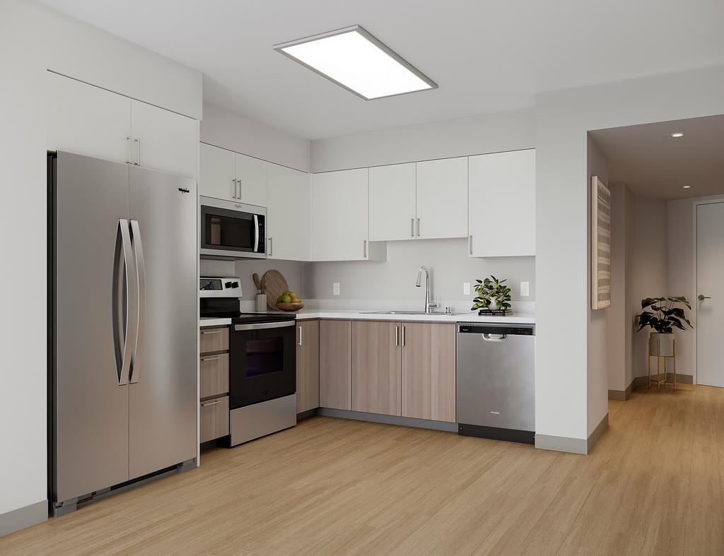 3-bedroom kitchen