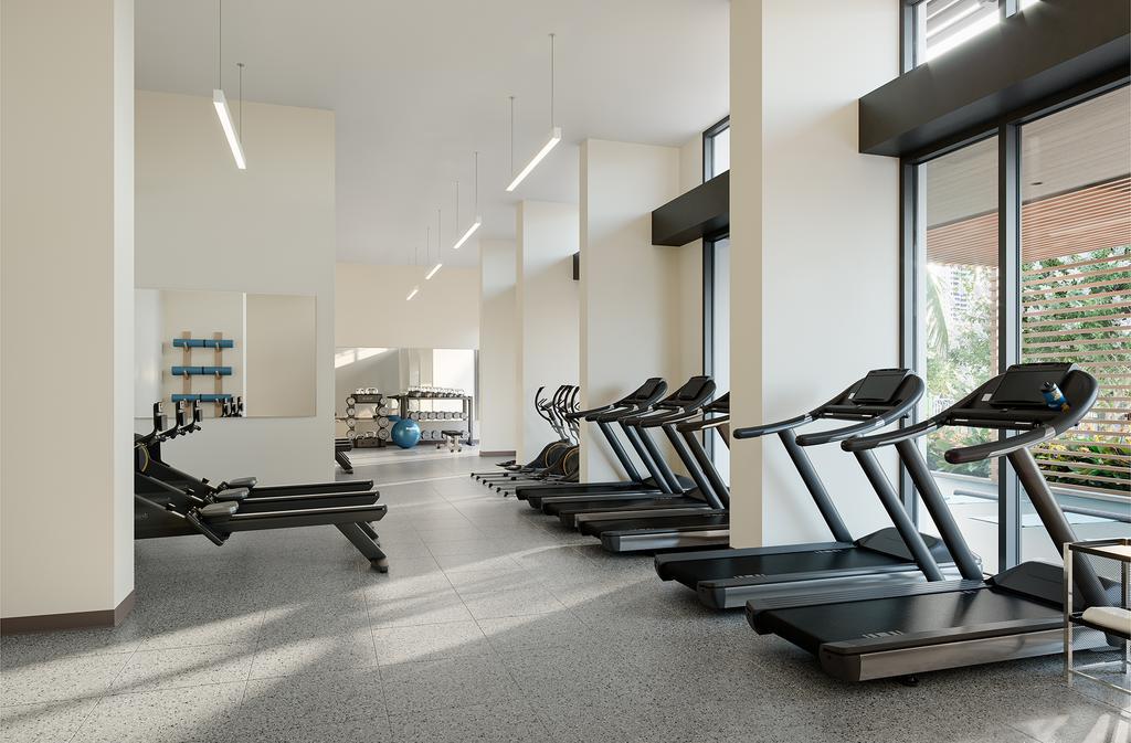 Ulana Fitness Room