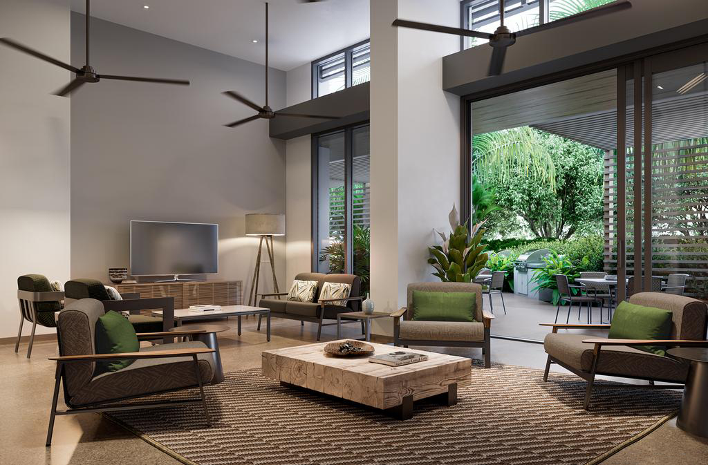 Ohana Livingroom
