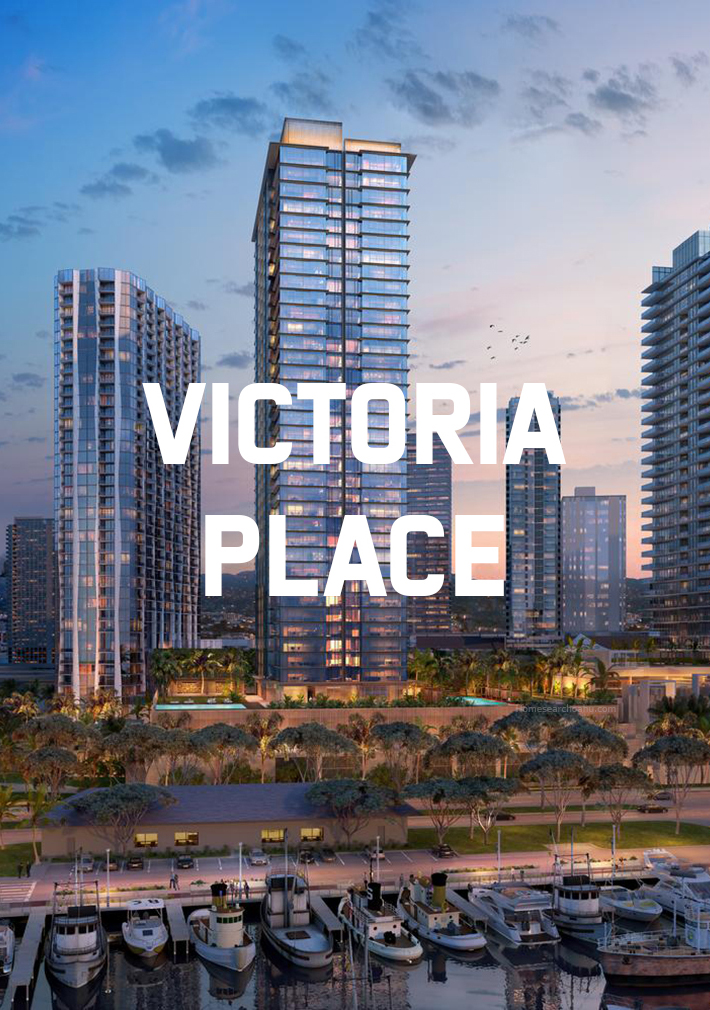 Victoria Place in Ward Village
