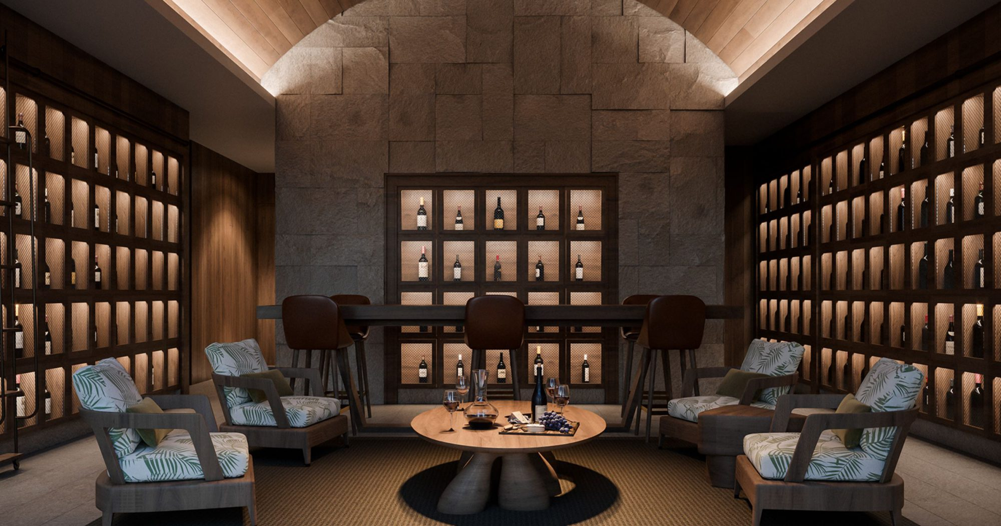 Victoria Place Wine Room