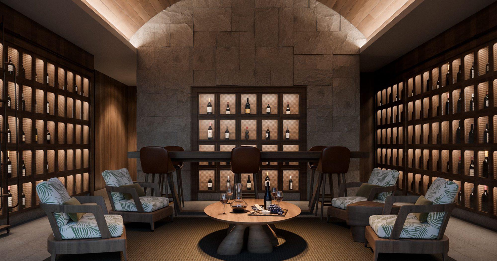 Victoria Place Wine Room
