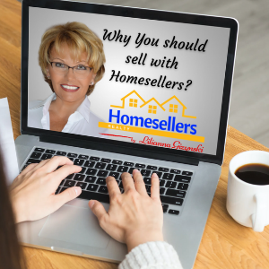 Why sell with homesellers?