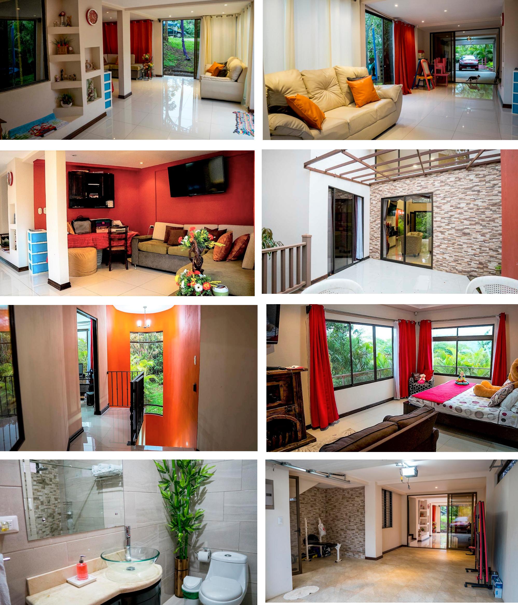 Modern Design Home in Bolivar San Ramon