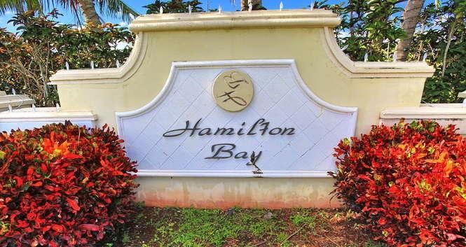 Hamilton Bay