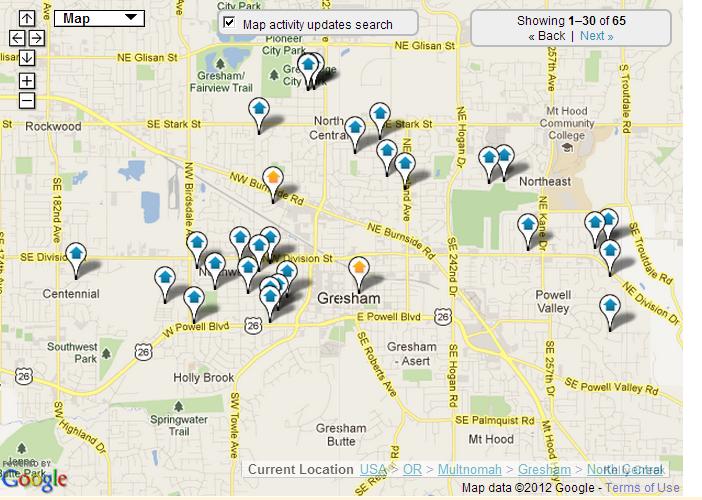 Homes For Sale in Gresham Oregon 97030