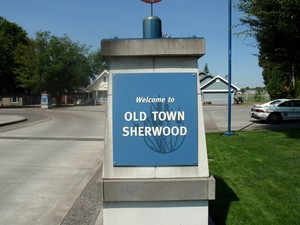 Old Town Sherwood