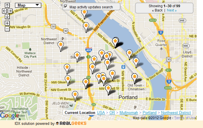 Homes For Sale in Portland's 97209 zip code