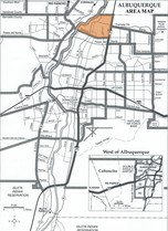 Far North Valley Area Map