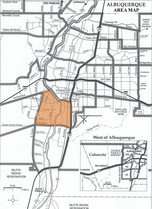 Near South Valley Area Map