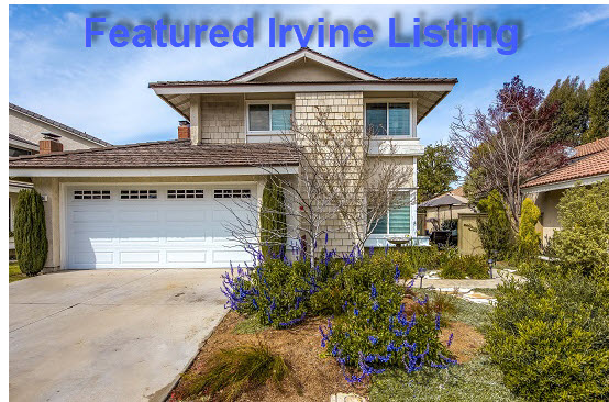 Featured Irvine property ~ 15 Fallbrook