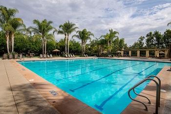 An Oak Creek community pool