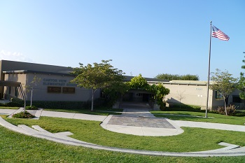 Nearby Canyon View Elementary School