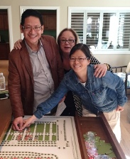 I helped Peter and Peggy buy a new home in Jasmine, Cypress Village