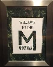 Metropolitan, Airport Area