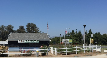 Purchase organic produce from the nearby Smith Farms!