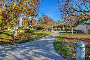 Take a walk with your family in Smokestone Park