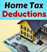 Home ownership is a tax break