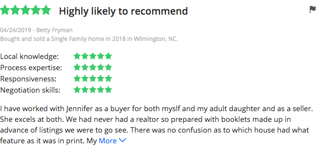 The Jennifer Bullock Team Has a Buyer For You!