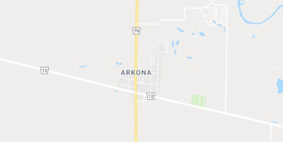 Arkona Ontario Real Estate Map