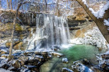 Arkona Ontario Falls