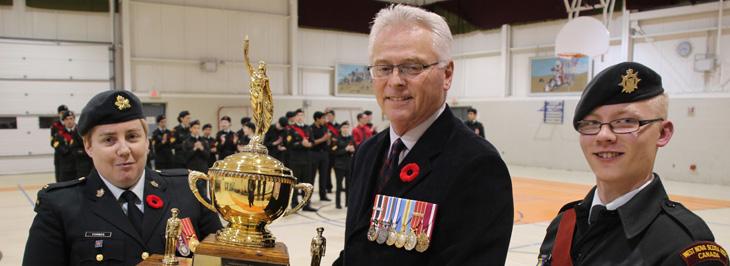 Arthur Voaden Secondary School St. Thomas Ontario Real Estate Army Cadets