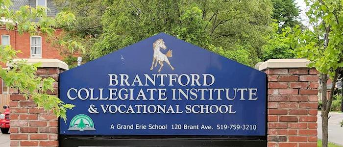 Brantford Collegiate Institute