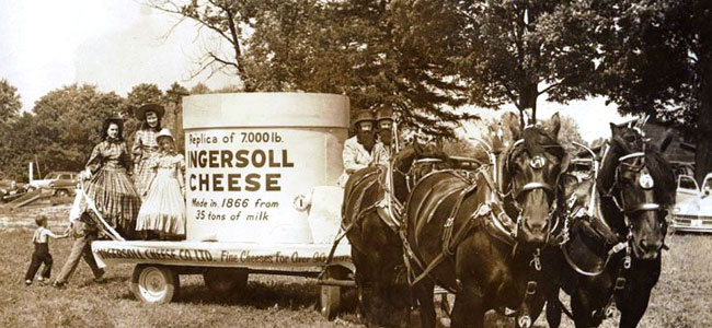 Ingersoll Cheese