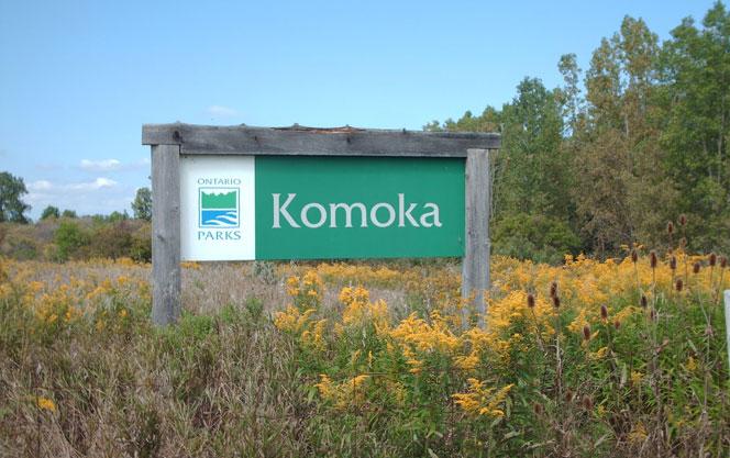 Komoka Park