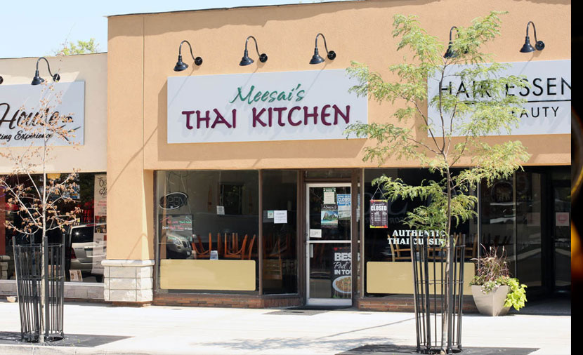 Meesai Thai Kitchen london ontario