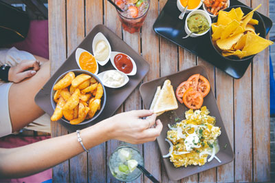 Restaurants in Whitehills London Ontario
