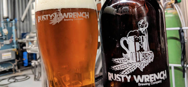 Rusty Wrench Brewery