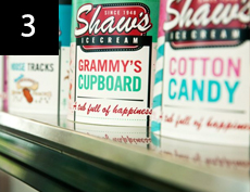 Shaws Ice Cream