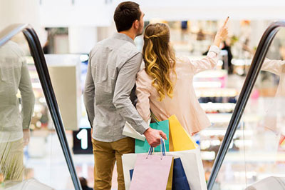 Shopping in Whitehills London Ontario