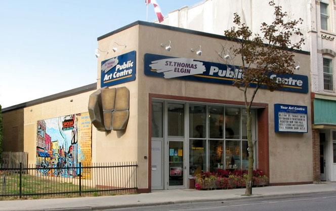 St. Thomas Elgin Public Art Centre