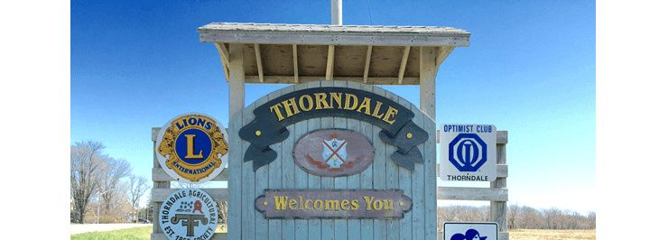 Thorndale Ontario Real Estate