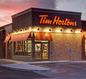 Tim Hortons in Byron Ontario