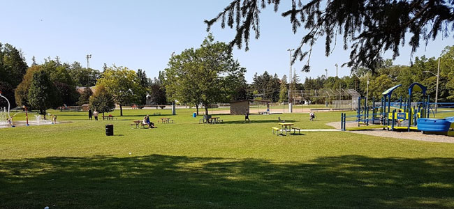 Victoria Park In Ingersoll