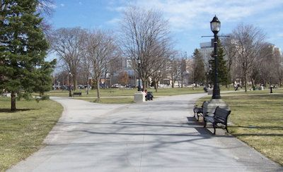 Victoria Park Downtown London ON