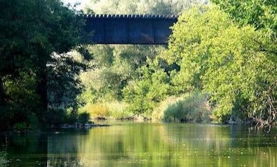 Ailsa Craig River