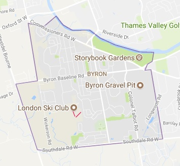 Neighborhood Map London.Byron Homes For Sale Full Mls Updated 3 Minutes Ago