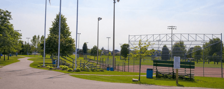 Byron Ontario things to do sports fields