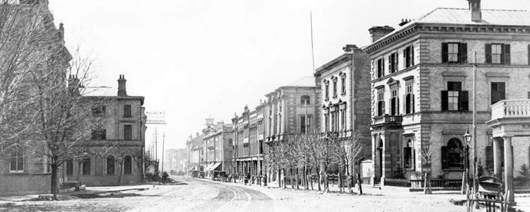 history of old north london ontario