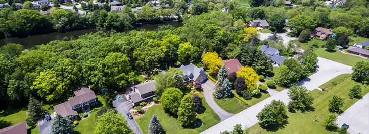 Houses for sale in Dorchester Ontario Banner