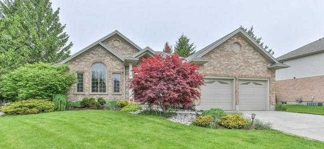 homes in thorndale ontario