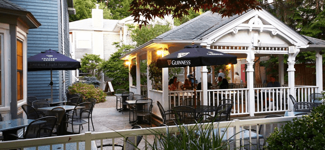 Restaurants in Port Stanley, Ontario