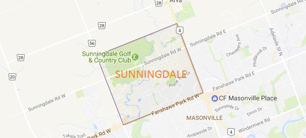 Sunningdale London Ontario