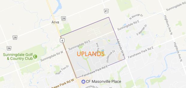 Upland London Ontario