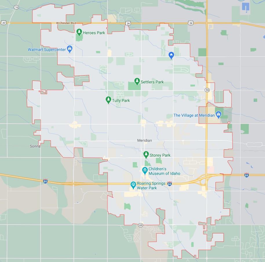 Why Move to Meridian, Idaho?