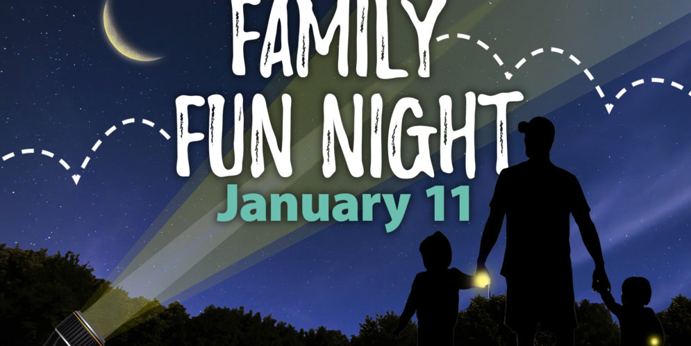 Family Fun Night at Leu Gardens 1/11/19 6-9:30 pm